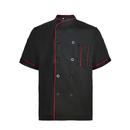Unisex Short Sleeve Chef Coat Jackie