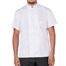 Custom Unisex Short Sleeve Chef Coat Jackie