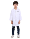 Custom White Lab Coat for Kid Scientists or Doctors Role Play Costume
