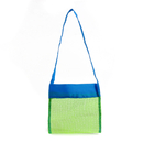 Beach Tote Bags Organiser Sand Away Holder Boating Pouch Mesh Bag for Toys Shell Collecting, 9.84