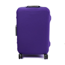 Custom Printed Luggage Cover Creative Color Design Suitcase Travel Protector