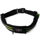 Custom Exercise Runners Belt with Two Storage Pocket LED Waist Bag,39