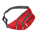GOGO Nylon Cycling Hiking Sports Fanny Packs Waist Bags, Size 9
