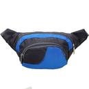 GOGO Unisex Nylon Travel Fanny Pack Sports Waist Bags, Size 8 3/4