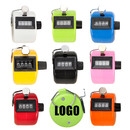 Custom Tally Counters, Plastic Tally Counter, Digit Manual Clicker for Sprots, Event