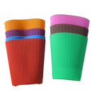 Aspire Bulksale Bottle Sleeves Silicone Cup Sleeve Bar Tool Serveware Insulated Koozie for Glasses