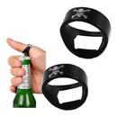Custom Finger Ring Bottle Opener Stainless Steel Beverage Can Opener