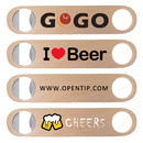 Aspire Custom Wood Bottle Opener Beer Can Opener Speed Cap Opener Bartender Bar Tool Accessories