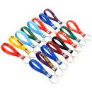 Custom Silicone Wristband Keychain, Silicone Bracelets Rubber Bands Key Rings, Wholesale Bulk Keychains