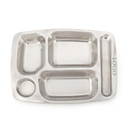 Custom 5 Compartments Serving Tray 14.4