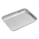 Blank 304 Stainless Steel Tray Cookie Sheet Baking Pan Serving Tray