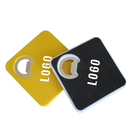 Aspire Custom Multifunction Coasters, Plastic Beverage Coaster with Build-in Bottle Openers Party Favors