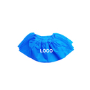 Aspire Custom Non-Woven Disposable Shoe Covers with Logo Skid Resistant and Dustproof Indoor Favors