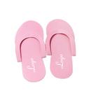 Aspire Custom Disposable Foam Pedicure Slippers Salon Spa Flip Flop Hotel Use Travel Accessory