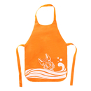 Aspire Blank Waterproof Non-woven Aprons Disposable Backing Painting Apron
