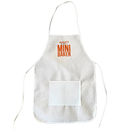 Aspire Blank Non-woven Fabric Aprons With Pocket For Kitchen, Classroom, Painting Activity