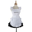 Aspire Customized French Maid Style Kitchen Apron Women Cooking Aprons Party Favor