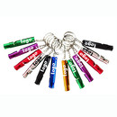 GOGO Personalize Safety Whistle with Key Chain Metal Survival Whistle Aluminum Alloy