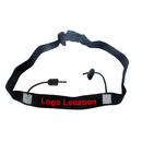 GOGO Triathlon Race Number Belt Reflective Design Customisable Belt