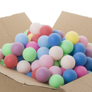 GOGO 150 Pieces Beer Ping Pong Ball, Mix Color 40mm Ball for Party Decoration Accessories Pet Toy