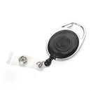 GOGO Carabiner Retractable Clips Badge Reel for Nursing Conference