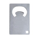 Aspire Stainless Steel Bottle Opener, Bulk Sale Credit Card Shape Fits in Your Wallet Party Favors