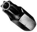 Alpha Communications #25 Size Torx Screwdriver Tip