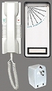 Alpha Communications 1-Handset Doorphone Kit-2 Wire