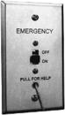 Alpha Communications Emerg. Station-Momen Slide Sw.