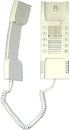 Alpha Communications 10 Call Wall Handset-Buzz-Whit