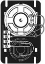Alpha Communications Str 3-Wire Panel Speaker/Micr.