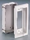 Alpha Communications Flush Handst Adaptor Kit-White