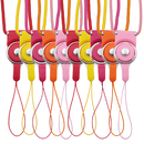 GOGO 10PCS Detachable Long Lanyard Neck Strap for Mobile Phones Camera IPod USB Flash Drive ID Card