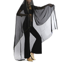 BellyLady Belly Dance Chiffon Veil