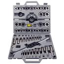 ABS Import Tools 45 Piece Tap & Die Set (1/4-1 Inch) - Tungsten