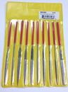 ABS Import Tools 10 PIECE MEDIUM COARSE DIAMOND NEEDLE FILE SET (3000-0062)