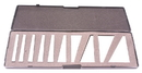 ABS Import Tools 10 PIECE 1-30 DEGREE ANGLE BLOCK SET (3402-0015)