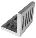 ABS Import Tools 6 X 5 X 4-1/2 OPEN END SLOTTED ANGLE PLATE (3402-0203)