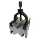 ABS Import Tools 4-7/8 X 3-1/2 X 2-3/4 TOOLMAKER'S V-BLOCKS WITH  CLAMP IN SLOT (3402-0970)