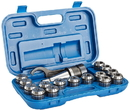 ABS Import Tools R8 17 PIECE ER-40 SPRING COLLET CHUCK SET (3900-0005)