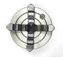 ABS Import Tools 3 Inch 4-Jaw Chuck Independent Plain Back) With 3 Mounting Holes