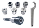 ABS Import Tools ER-32 R8 8 PIECE SPRING COLLET CHUCK SET (3900-0507)