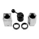 ABS Import Tools 4 PIECE 5C COLLET BLOCK SET (3900-1620)