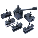 ABS Import Tools CA-#400 QUICK CHANGE TOOL POST WEDGE TYPE SET (3900-5140)