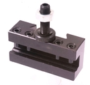 ABS Import Tools NO. 2 QUICK CHANGE BORING TURNING & FACING TOOL POST HOLDER BXA #200 (3900-5262)