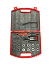 ABS Import Tools ER-40 NMTB #30 17 PIECE SPRING COLLET CHUCK SET (3900-5301)