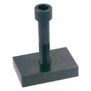 ABS Import Tools KDK-100 & KDK-0 STYLE T-NUT BLANK 3/4 X 2-1/2 X 3 WITH SCREW 7/16-20 X 62MM (3900-5438)