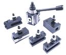 ABS Import Tools 6 PIECE AXA #100 PISTON TYPE QUICK CHANGE TOOL POST SET (3900-5910)