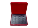 ABS Import Tools 50 PIECE M0 MINUS PIN GAGE SET .011-.060