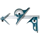 ABS Import Tools 4 PIECE COMBINATION SQUARE SET WITH 12